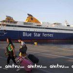 Tàu cao tốc Blue Star Ferry