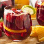 Sangria - đồ uống từ trái cây