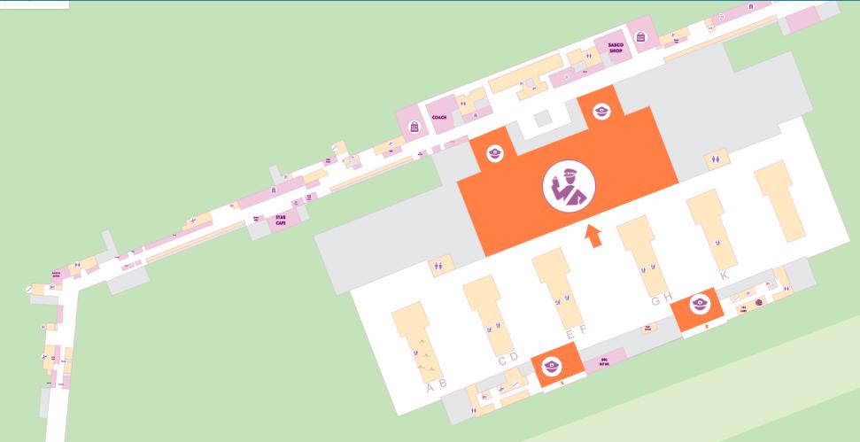 Thay đổi vị trí khai thác tại nhà ga quốc tế T2 – sân bay Quốc tế Tân Sơn Nhất