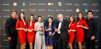 Air Asia nhận giải thưởng hãng hàng không giá rẻ tốt nhất thế giới