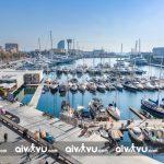 Bến cảng Barcelona