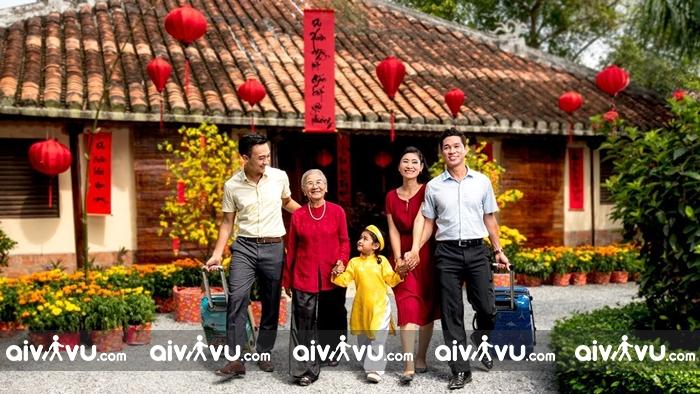 Cùng gia đình khám phá một vùng đất nước trong những ngày Tết