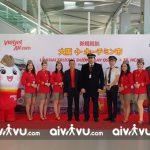 Khai trương đường bay mới từ Hồ Chí Minh đi Osaka