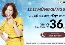 Vé máy bay chỉ 36 USD mừng Giáng Sinh cùng Nok Air