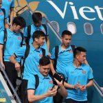 Đội tuyển Việt Nam sang Kuala Lumpur tham gia chung kết