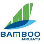 Logo của hãng hàng không Bamboo Airways