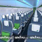 Bên trong máy bay của Bamboo Airways