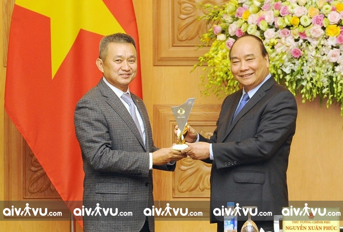Vietnam Airlines lần thứ 2 được vinh danh thương hiệu quốc gia