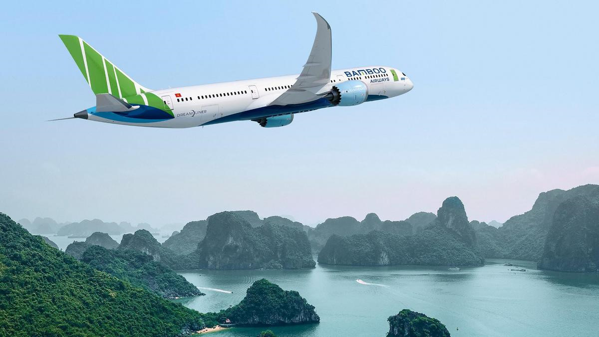 Chuyến bay đầu tiên sẽ khởi hành từ Hà Nội đến Quy Nhơn