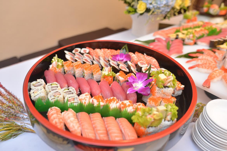 Sushi món ăn đặc trưng của Nhật Bản