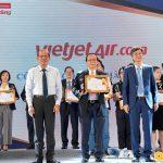Vietjet Air được hành khách tin dùng và lựa chọn