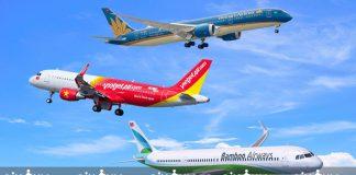 Nhìn lại năm 2018 một năm đáng nhớ của ngành hành không