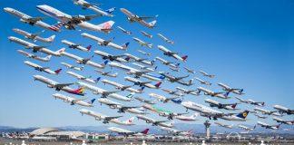Thống kê các sân bay và các hãng hàng không đúng giờ nhất 2018