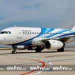 Máy bay của hãng hàng không Bangkok Airlines đáp xuống ở sân bay Cam Ranh