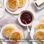 Bánh Crumpets