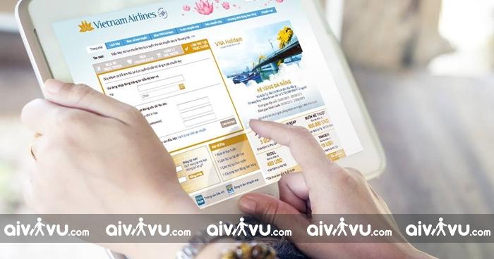 check in trực tuyến giúp giảm thời gian chờ tại sân bay