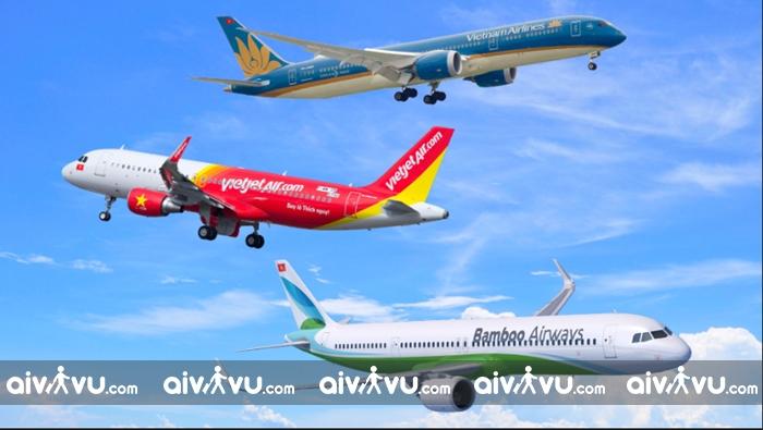 Các hãng hàng không tăng chuyến. Bamboo Airways ra mắt