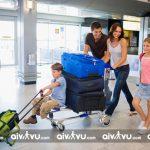 Quy định hành lý ký gửi của United Airlines