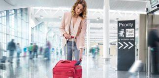 Quy định hành lý xách tay United Airlines