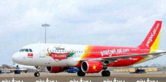 Vietjet Air tiếp tục tăng 2.500 chuyến bay phục vụ tết 2019