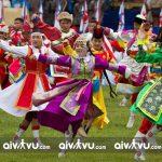 Phong tục đón tết của người Mông Cổ