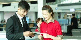 Thay đổi vị trí làm thủ tục tại các chuyến bay Hà Nội - Đà Nẵng
