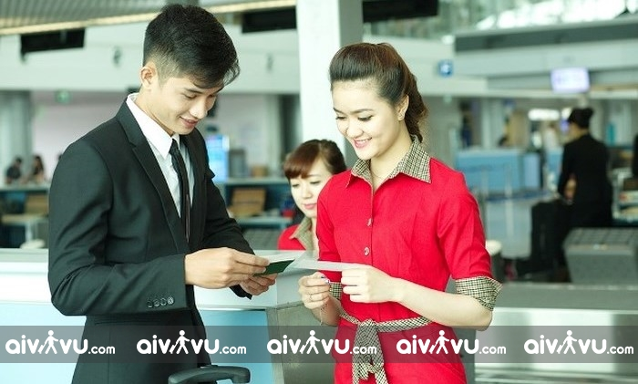 Hành khách nên chuẩn bị đầy đủ giấy tờ để check in nhanh chóng trong dịp cao điểm Tết 2019