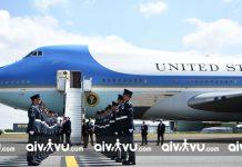 Air Force One là máy bay chuyên phục vụ tổng thống Mỹ