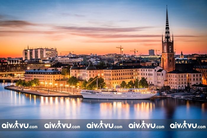 Du lịch Stockholm