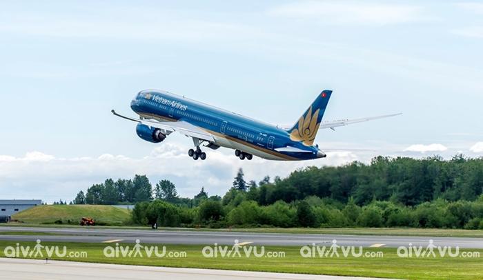 Vietnam Airlines khai thác chuyến bay thẳng đến Viêng Chăn