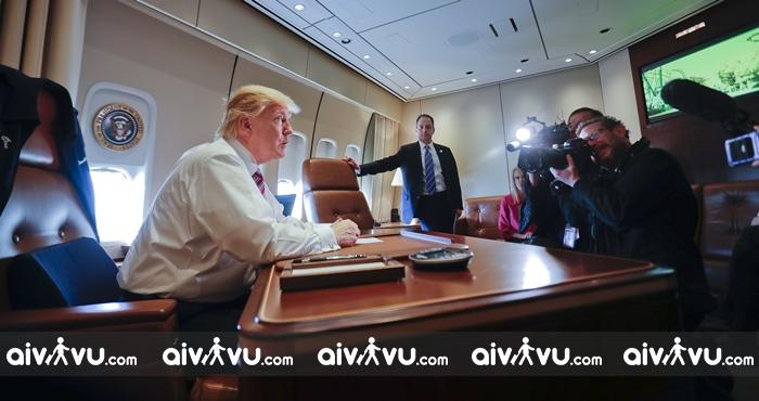 """Air Force One """"nhà trắng trên không"""" của tổng thống Mỹ"""