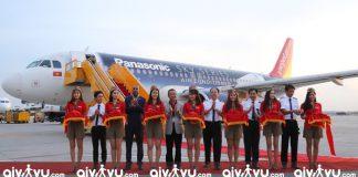 Vietjet chính thức mở bán vé máy bay đường bay Phú Quốc – Hong Kong