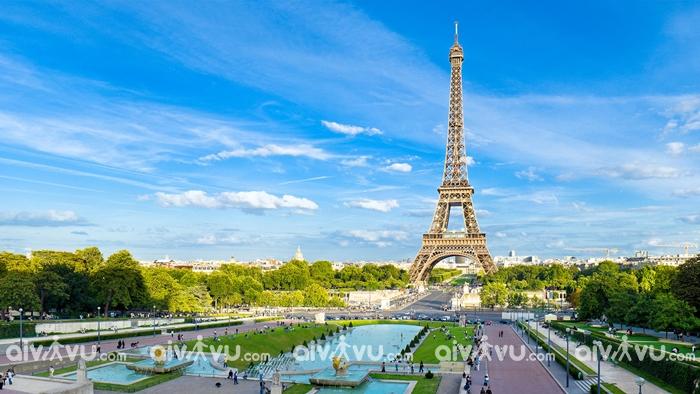 Thủ đô Paris - kinh đô ánh sáng của nước Pháp