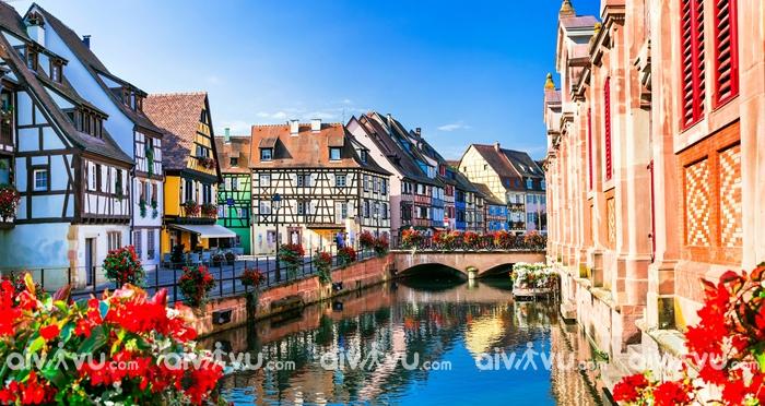 Thành phốStrasbourg cổ kính của Pháp