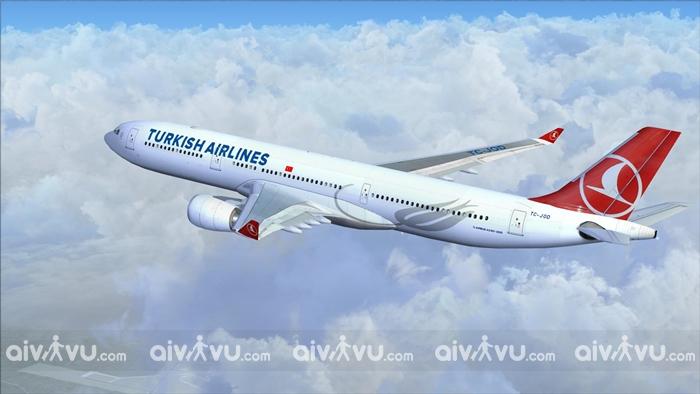 Turkish Airlines mở đường bay đến Việt Nam