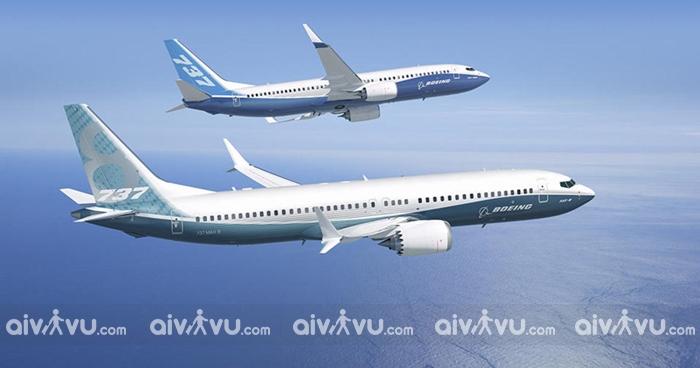Boeing đã cho ngừng bàn giao máy bay boing 737 Max