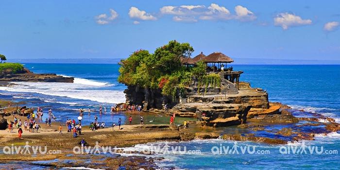 Đặt vé máy bay đi Bali khứ hồi chơi ở đâu?