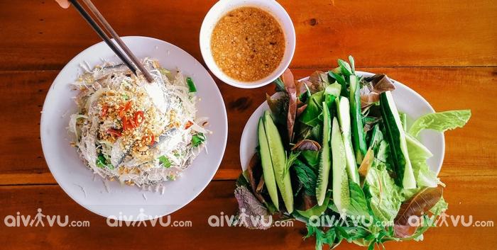 Gỏi cá Nam Ô đặc sản nổi tiếng tại Đà Nẵng