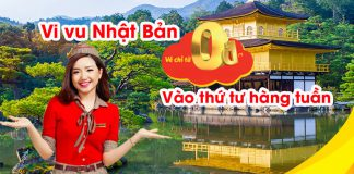 Khuyến mãi siêu tiết kiệm từ Vietjet Air chỉ 0 đồng mỗi thứ 4