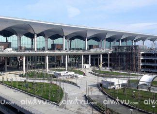 Sân bay Istanbul