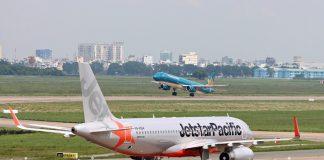 Vietnam Airlines và Jetstar Pacific tăng 420.000 chỗ trong dịp Giỗ tổ Hùng Vương