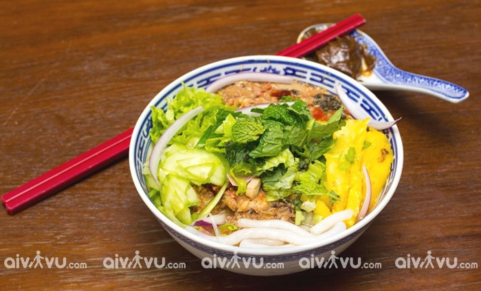 Mỳ Penang assam laksa