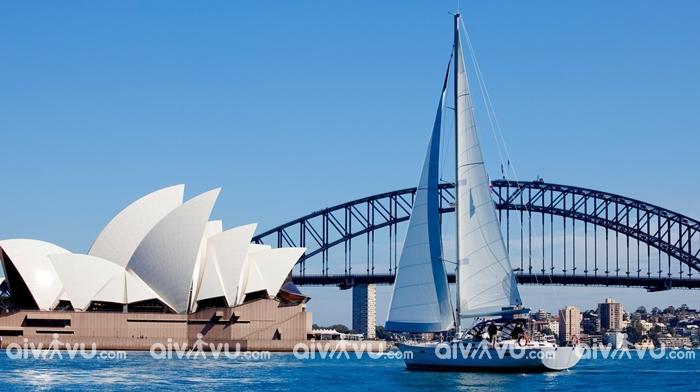 Sydney là niềm tự hào của người du lịch Úc