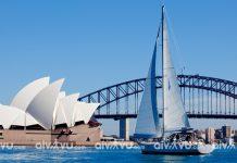 Vé máy bay đi Úc - Australia bao nhiêu tiền?