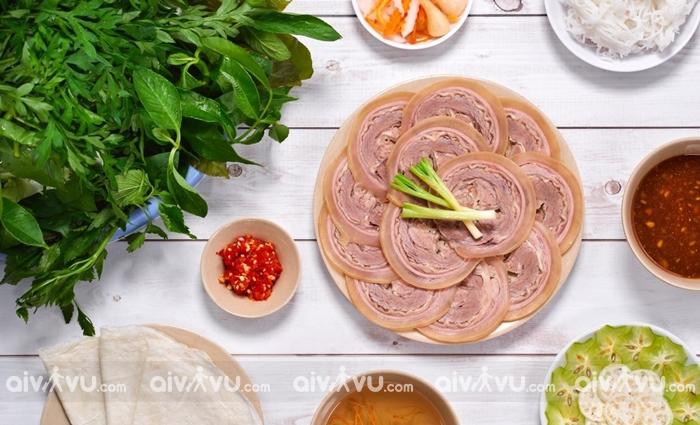 Bò tơ Củ Chi món ăn được yêu thích tại Hồ Chí Minh