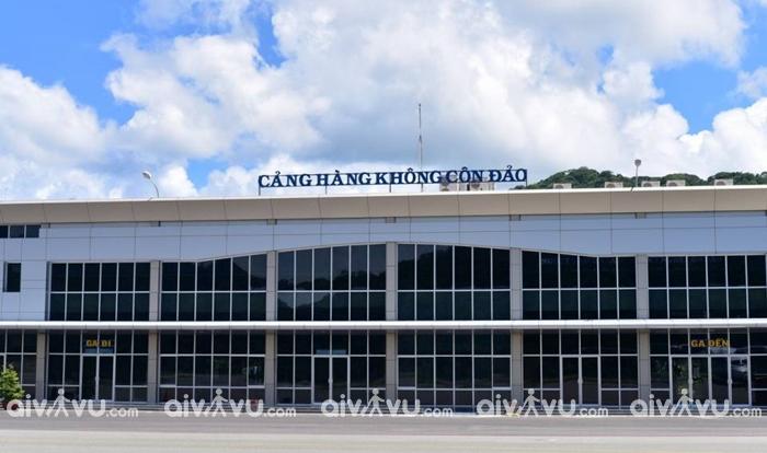 Sân bay Côn Sơn - Côn Đảo