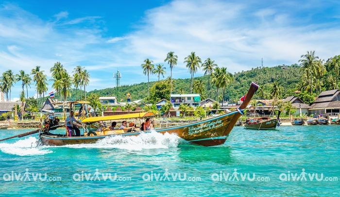 Đảo Phuket thiên đường nghỉ dưỡng nổi tiếng