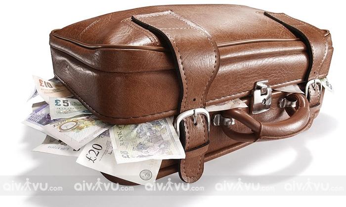Không nên mang theo quá nhiều tiền khi nhập cảnh vào Úc