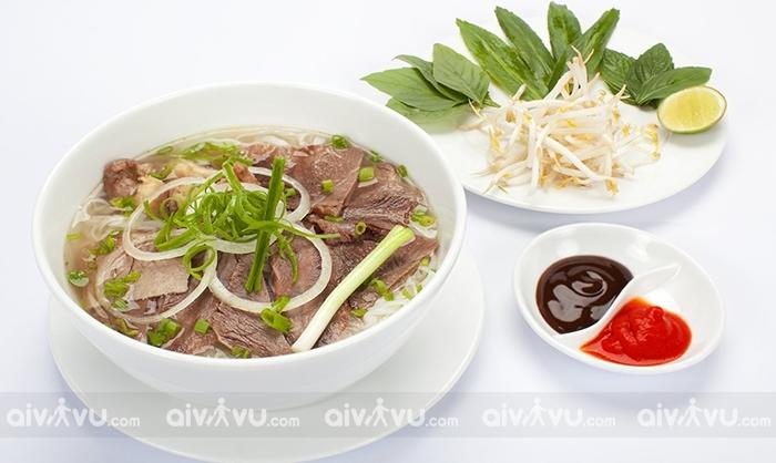 Phở món ăn truyền thống của Hà Nội