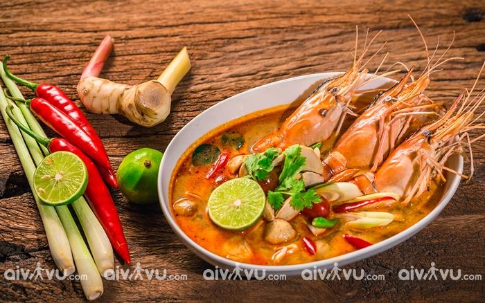 Tom Yum - Thái Lan